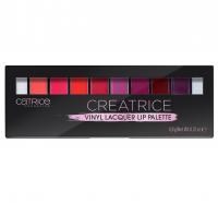 Catrice - Creatrice Vinyl Lacquer Lip Palette - 8 cream lipsticks - 020 - Embellished Boldness