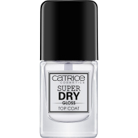 Catrice - SUPER DRY GLOSS - TOP COAT