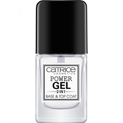 Catrice - POWER GEL 2 IN 1 - BASE & TOP COAT