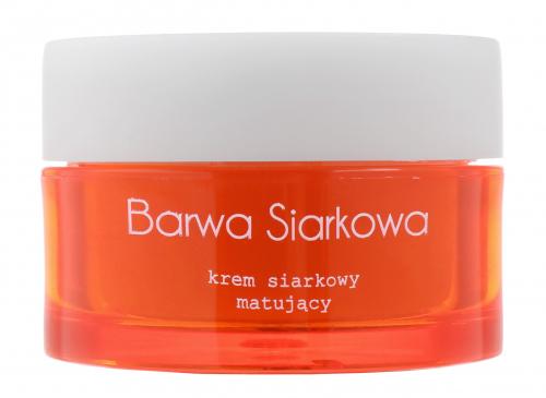 BARWA - Sulfur Color - Mating anti-bacterial cream
