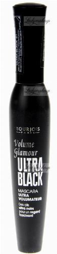 Bourjois - Pogrubiający tusz do rzęs Volume Glamour Ultra Black