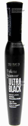 Bourjois - Volume Glamor Ultra Black Mascara