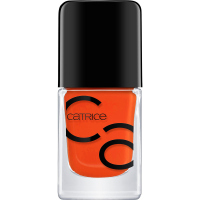 Catrice - ICONails Gel Lacquer - Nail polish - 46 - WORK HARD, PLAY ORANGE - 46 - WORK HARD, PLAY ORANGE