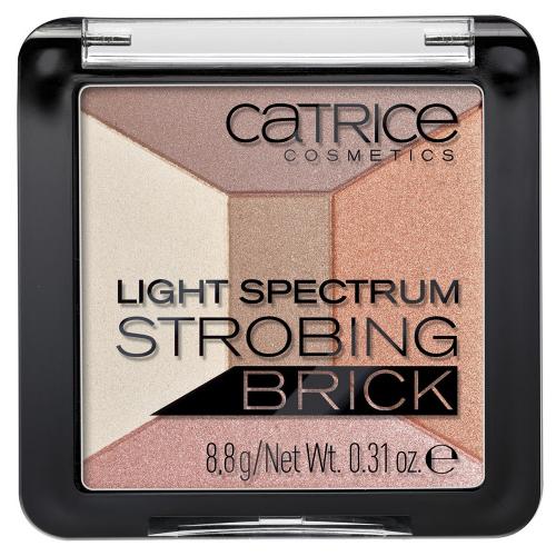 Catrice - LIGHT SPECTRUM STROBING BRICK - Rozświetlacz