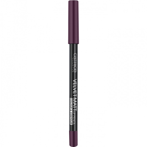 Catrice - VELVET MATT LIP PENCIL - COLOR & CONTOUR - Waterproof