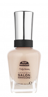 Sally Hansen - Complete SALON Manicure - Lakier do paznokci - 142 - OFF-THE-SHOULDER - 142 - OFF-THE-SHOULDER