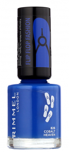 RIMMEL - 60 Seconds Flip Flop - Quick-dry nail polish