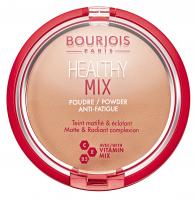 Bourjois - Healthy Mix Anti-Fatigue Powder - 04 - LIGHT BRONZE - 04 - LIGHT BRONZE
