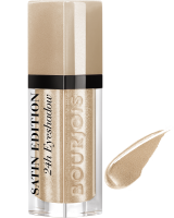 Bourjois - SATIN EDITION - 24h Eyeshadow - Liquid eyeshadow - 01 - 01