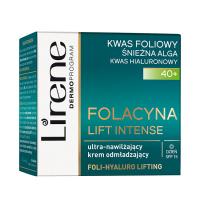 Lirene - FOLACYNA LIFT INTENSE - Krem odmładzający na dzień 40+
