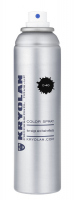 KRYOLAN - COLOR SPRAY - Czarny lakier do włosów - 150ml - ART. 2250