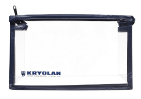 KRYOLAN - Transparent cosmetic bag - Medium - ART. 27781