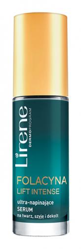Lirene - FOLACYNA LIFT INTENSE - Ultra-napinające serum 50+