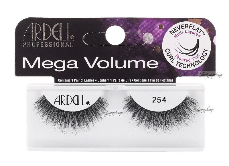 0ec157299a6 ARDELL - Mega Volume - Artificial strip eyelashes