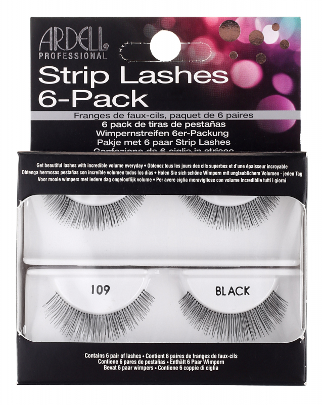 37f24236561 ARDELL - Strip Lashes 6-Pack - Shop 56.99 zł