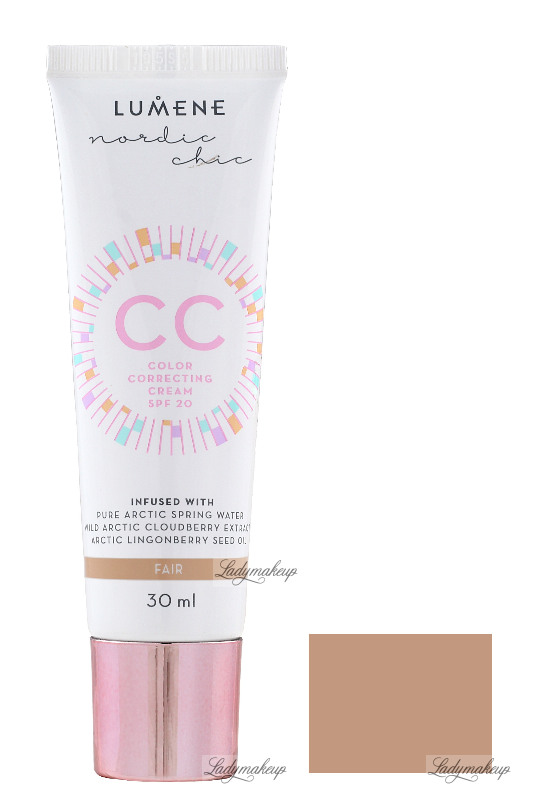70998138b9c LUMENE - CC Color Correcting Cream - CC Cream