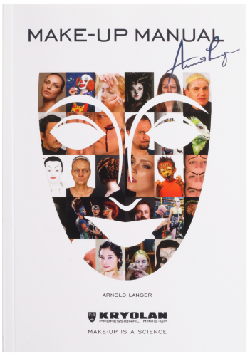 KRYOLAN - MAKE-UP MANUAL 2016 - MANUAL CHARAKTERISATION - ARNOLD LANGER - ART. 7020_01 / 7021