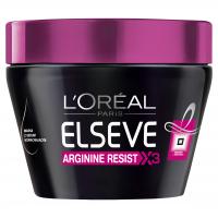 L'Oréal - ELSEVE - Arginine Resist X3 - Wzmacniająca maska do włosów osłabionych, wypadających i łamliwych - 300ml