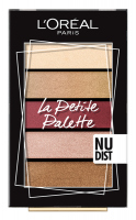 L'Oréal - Mini Eyeshadow Palette - NUDIST