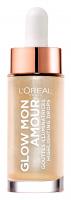 L'Oréal - GLOW MON AMOUR HIGHLIGHTING DROPS - Płynny rozświetlacz
