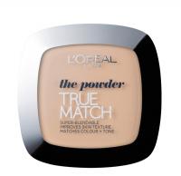L'Oréal - The powder - TRUE MATCH - Puder - 5.D-5.W GOLDEN SAND - 5.D-5.W GOLDEN SAND