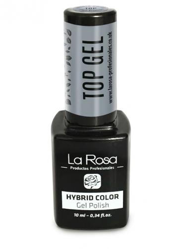 La Rosa - TOP GEL - Lakier hybrydowy nawierzchniowy