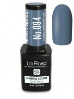 La Rosa - HYBRID COLOR - GEL POLISH - Lakier hybrydowy - 094 - 094