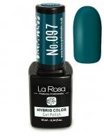 La Rosa - HYBRID COLOR - GEL POLISH - Lakier hybrydowy - 097 - 097