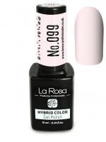La Rosa - HYBRID COLOR - GEL POLISH - Lakier hybrydowy - 099 - 099