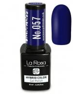 La Rosa - HYBRID COLOR - GEL POLISH - Lakier hybrydowy - 057 - 057