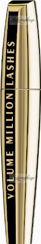 L'Oréal - Volume Million Lashes - Pogrubiający tusz do rzęs - BLACK