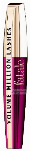 L'Oréal - Volume Million Lashes - FATALE - Pogrubiający tusz do rzęs - BLACK