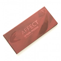 AFFECT - PRESSED EYESHADOWS PALETTE by Karolina Matraszek - Paleta 10 cieni prasowanych - PURE PASSION