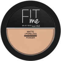 MAYBELLINE - FIT ME! - MATTE + PORELESS POWDER - Puder matujący do twarzy