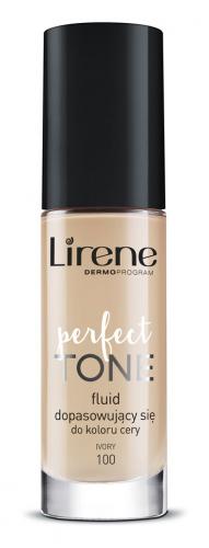 Lirene - PERFECT TONE - Fluid dopasowujący się do koloru cery