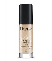 Lirene - PERFECT TONE - Fluid dopasowujący się do koloru cery - 100 - IVORY - 100 - IVORY