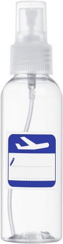 Inter-Vion - Podróżna buteleczka z atomizerem do samolotu - 100ml
