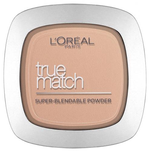 L'Oréal - The powder - TRUE MATCH - Puder
