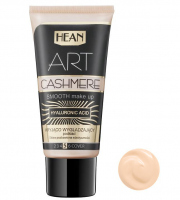 HEAN - ART CASHMERE Smooth Make Up / ART MAKE UP Smooth & Cover - Podkład kryjąco-wygładzający o przedłużonej trwałości - 500 - VANILLA - 500 - VANILLA