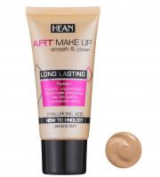 HEAN - ART CASHMERE Smooth Make Up / ART MAKE UP Smooth & Cover - Podkład kryjąco-wygładzający o przedłużonej trwałości - 505 - CARAMEL - 505 - CARAMEL