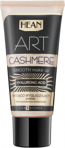 HEAN - ART CASHMERE Smooth Make Up / ART MAKE UP Smooth & Cover - Podkład kryjąco-wygładzający o przedłużonej trwałości