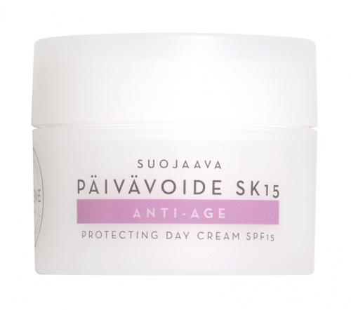 Lumene - KLASSIKKO - Protecting Day Cream - Ochronny krem na dzień - 50 ml - SPF15