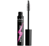 NYX Professional Makeup - WORTH THE HYPE - VOLUMIZING & LENGTHENING MASCARA - Tusz do rzęs zwiększający objętość