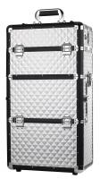 Cosmetic case - Silver Diamond 3D - TC009