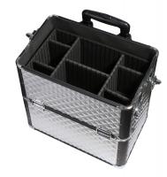 Kufer kosmetyczny - Silver Diamond 3D - TC009