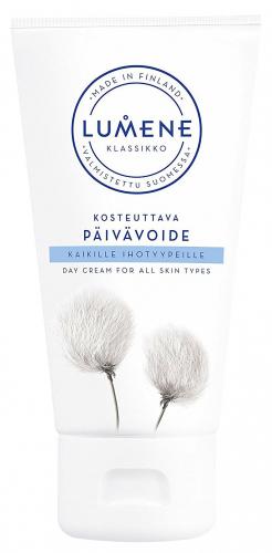 Lumene - KLASSIKKO - Moisturizing Day Cream - Nawilżający krem na dzień do każdego typu cery