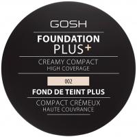 Gosh - FOUNDATION PLUS + - CREAMY COMPACT