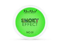 NeoNail - Smoky Effect - Neonowy pyłek do paznokci - 01 - 01