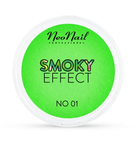 NeoNail - Smoky Effect - Neonowy pyłek do paznokci