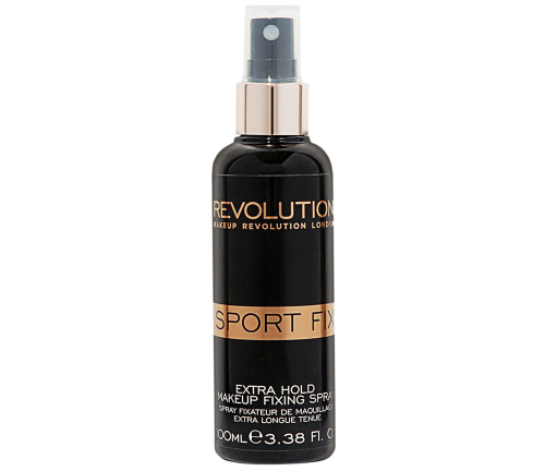 MAKEUP REVOLUTION - SPORT FIX - EXTRA HOLD MAKEUP FIXING SPRAY